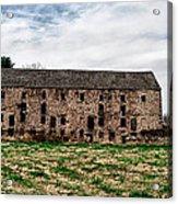 Pawlings Farm Big Barn Acrylic Print