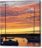 Peace At Days End Acrylic Print