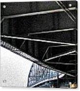 Peace Bridge 00e Acrylic Print