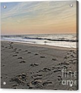 Peace Acrylic Print by Joe McCormack Jr