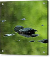 Peace Like A River Acrylic Print