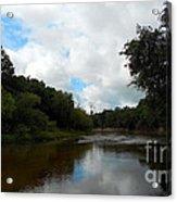 Peace River 3 Acrylic Print