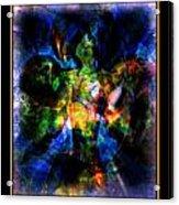 Peace Series Xvii Acrylic Print