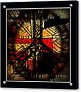 Peace Series Xx Acrylic Print