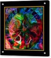 Peace Series Xxi Acrylic Print