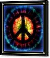 Peace Series Xxiii Acrylic Print