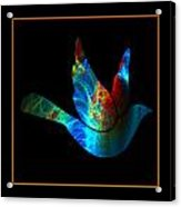 Peace Series Xxv Acrylic Print