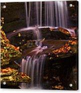 Peaceful Little Falls Acrylic Print