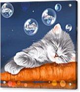 Peaceful Sleep Acrylic Print