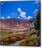 Peaceful Valley II Acrylic Print