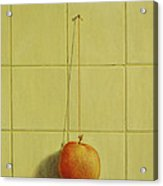 Peach Pendulum Acrylic Print