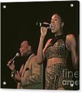 Peaches And Herb Acrylic Print