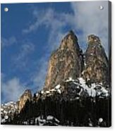 Peaks In The North Cascades Acrylic Print