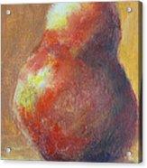 Pear Picked Acrylic Print