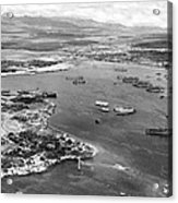 Pearl Harbor Acrylic Print