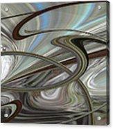 Pearl Swirl Acrylic Print