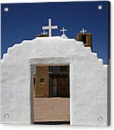 Pearly Gates Acrylic Print