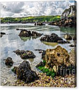 Pebble Bay Acrylic Print