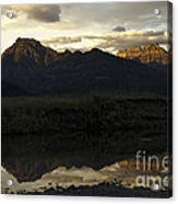 Pebble Creek Acrylic Print