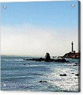 Pegion Point Lighthouse3 Acrylic Print