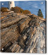 Pemaquid Point Light II Acrylic Print
