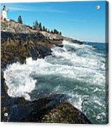 Pemaquid Point Lighthouse 1 Acrylic Print