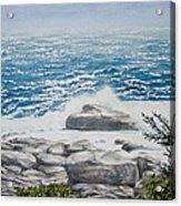 Pemaquid Point Acrylic Print
