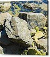 Pembroke Rock Acrylic Print