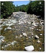 Pemigewasset River Nh Acrylic Print