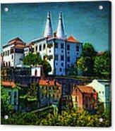 Pena National Palace - Sintra Acrylic Print