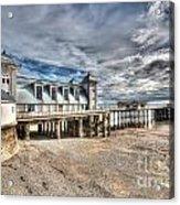 Penarth Pier 5 Acrylic Print