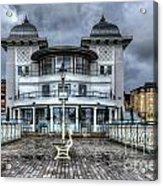 Penarth Pier Pavilion 2 Acrylic Print