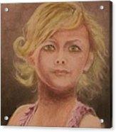Penelope Acrylic Print