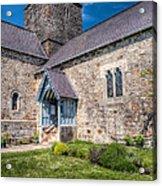 Penmon Priory Acrylic Print