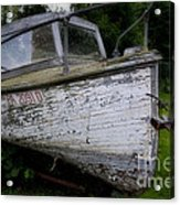 Pennsylvania Boat Acrylic Print