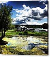 Pennsylvania Countryside Acrylic Print