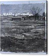 Pennsylvania German Heritage Center Acrylic Print