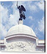 Pennsylvania Monument - Gettysburg Acrylic Print