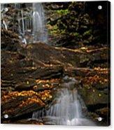 Pennsylvania Waterfalls Acrylic Print