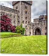 Castle Grounds Acrylic Print