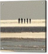 People From The Sea Acrylic Print