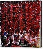 Pepper Acrylic Print