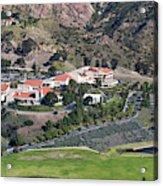 Pepperdine University On A Hill Acrylic Print