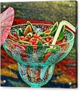 Pepperita Acrylic Print