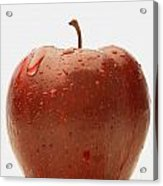 Perfect Red Apple Acrylic Print