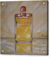 Perfume-allure Acrylic Print