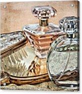 Perfume Bottle Ix Acrylic Print