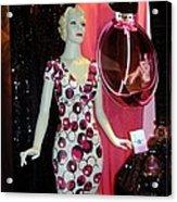 Perfume Girl Acrylic Print