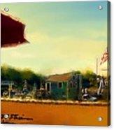 Perkin's Cove - Ogunquit Me - Number 5 Acrylic Print