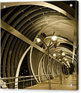 Perrault Bridge Acrylic Print
